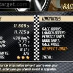 drag racing race stats